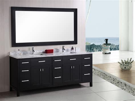 78 bathroom vanity cabinet 78 quot london double sink vanity espresso bathgems com
