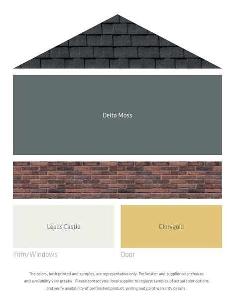 lp fresh color palettes for grey roof brick abode in