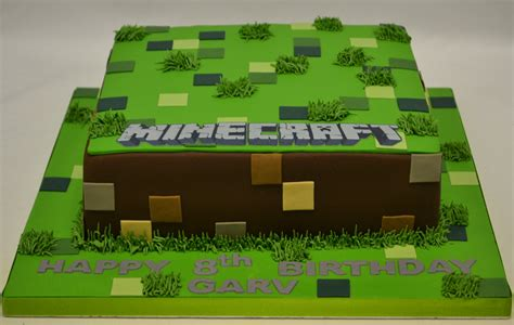 Easter Decorations To Make For The Home by Square Minecraft Cake Boys Birthday Cakes Celebration