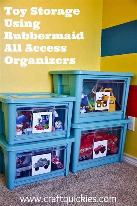 toy storage solutions toy storage solutions using rubbermaid all access organizers