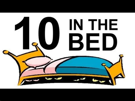 in the bedroom song counting songs 1 10 for children to numbers kids kindergarten toddlers ten in the bed
