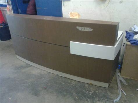 Used Reception Desks For Sale Office Reception Counter Used But Design Quality For