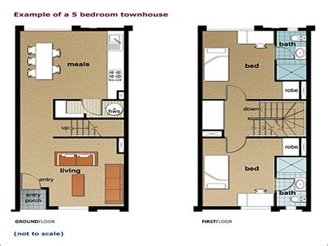 townhouse designs and floor plans kitchen floor plan condo floor plan designs townhouse