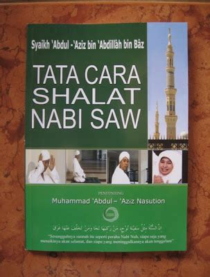 Buku Murah Meneladani Shalat Wudhu Nabi kajian ahad pagi buku dan dvd tata cara shalat nabi saw