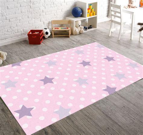 Pink Rugs For Nursery by Nursery Floor Rug Polka Dot Rug Room Decor Pink Rug