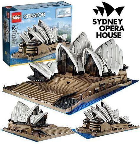 lego sydney opera house sydney opera house set lego com 3 000 pe 231 as 171 blog de brinquedo
