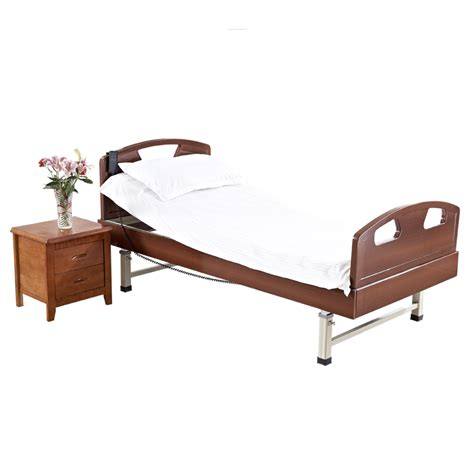 home care beds rc 053 10666 hot sale home care bed double motor control