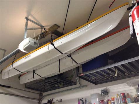 Garage Ceiling Hoist by Garage Storage