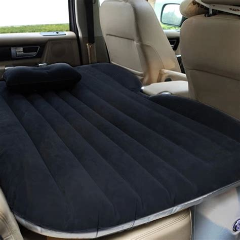 portable travel cing car seat sleep rest mattress air bed
