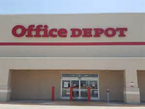 Office Depot Hours In Alhambra Office Depot 589 San Angelo Tx 76904