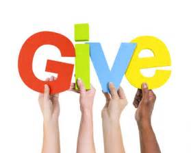 how to give a better why bother with charity the brock press