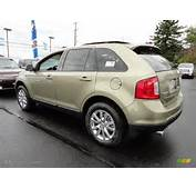 Ginger Ale Metallic 2012 Ford Edge SEL Exterior Photo 57327832