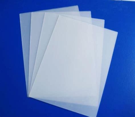 Plastic L Covers 1 inkjet matt 75mu a4 sheets pack of 250