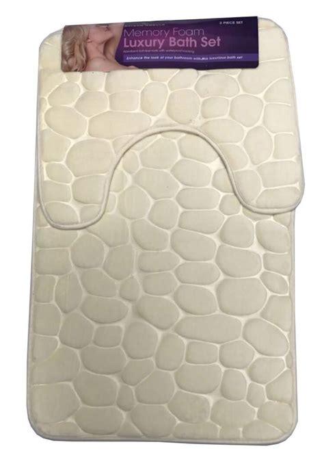 rubber bathroom mats bath mat set non slip rubber pedestal mat toilet rug