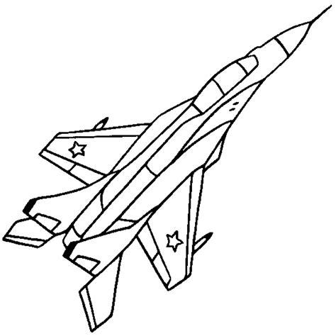Jet Plane Plane Coloring Pages Coloringsuite Com Aeroplane Colouring Page
