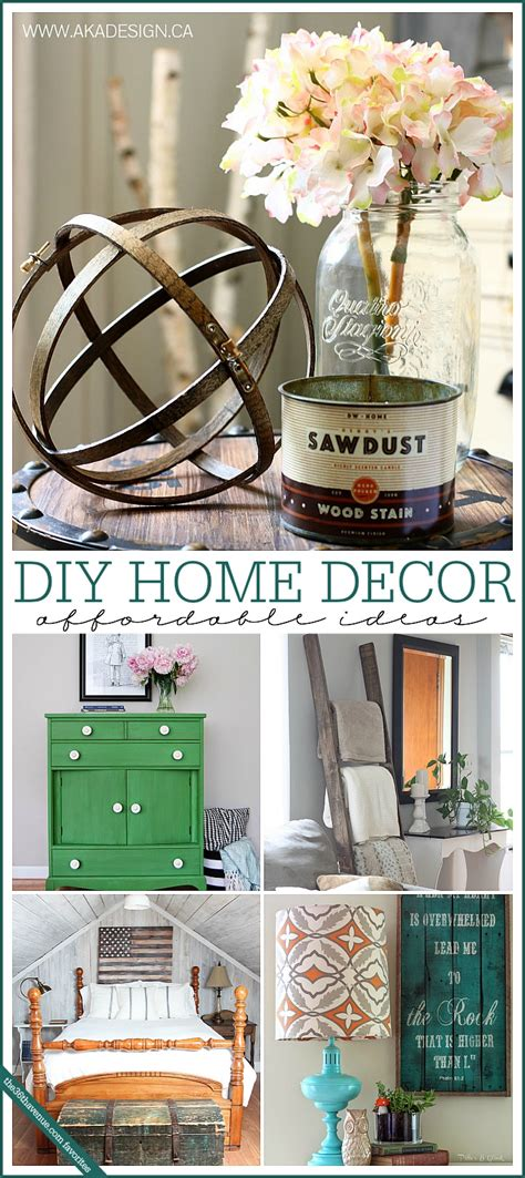 diy home decore home decor diy ideas the 36th avenue