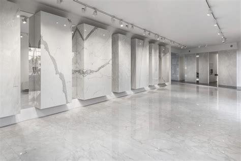 showrooma ariostea floor  wall covering shop  carrara