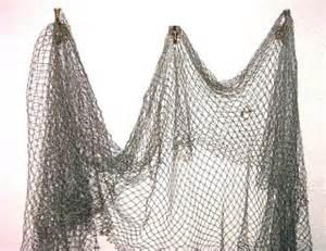 net decor fish net nautical fishing decor large mesh by tikizone