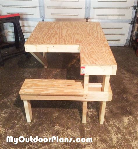 diy shooting bench plans diy shooting bench myoutdoorplans free woodworking