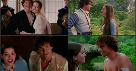 fantasy film ella ella enchanted anne hathaway and hugh dancy