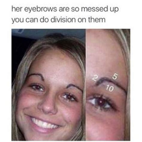 Funny Messed Up Memes - eyebrows meme kappit