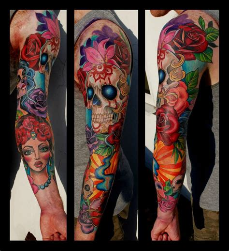 tattoo artist oxford 69 hannah calavera tattoos bristol