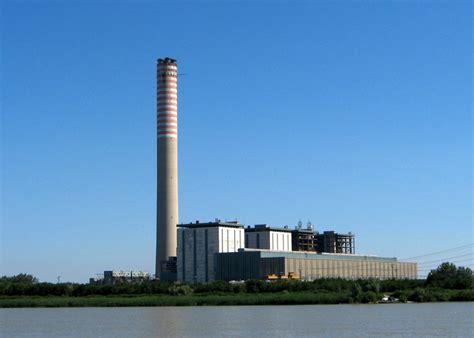 centrale di porto tolle panoramio photo of centrale termoelettrica di porto tolle