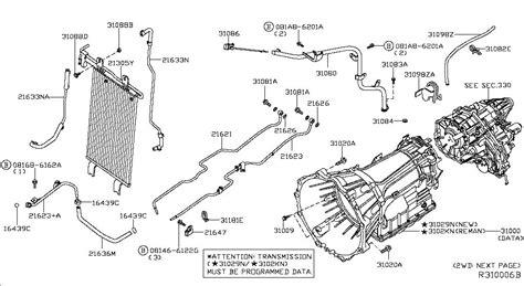 2005 nissan xterra automatic transmission 2005 nissan titan king cab oem parts nissan usa estore