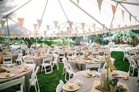 diy backyard bbq wedding reception backyard bbq
