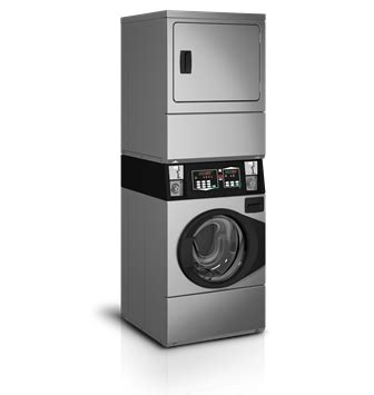 Maytagmlg27pnb Stack Dryer Non Coin stacked washer dryer cs10 series coin operated dryer ipso
