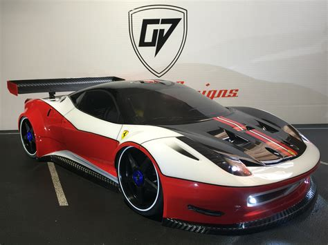 ferrari 458 custom custom ferrari 458 www imgkid com the image kid has it