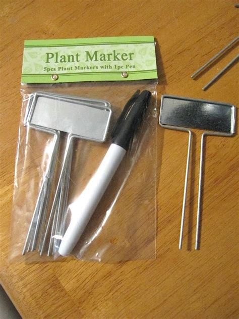238 best images about diy gardening markers on