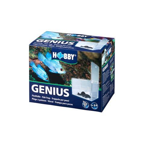 Genius Trap Black hobby genius fish trap for aquariums