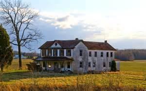 farm home farm house in southern maryland shabby houses