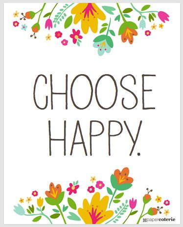 free printable happy quotes weekend reads