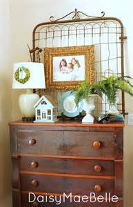 Ideas For Old Gates I Love That Junk Lovely Old Gate Wall Art Daisy Mae Belle