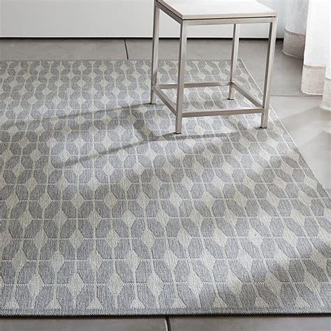 crate and barrel indoor outdoor rugs aldo dove grey indoor outdoor rug crate and barrel