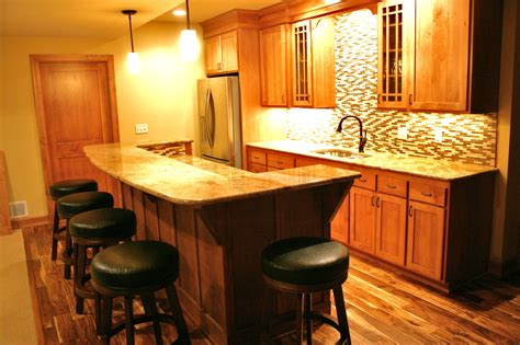 Bar With Granite Top by Paramount Granite 187 Add Some Character To Your Home