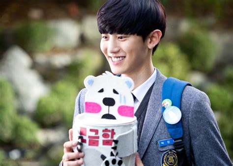 film exo member exo s chanyeol reveals he cried after watching his debut