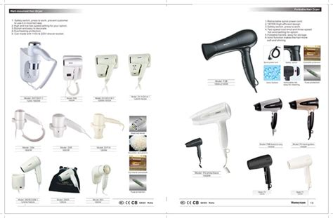 Hair Dryer Hotel Style honeyson new style popular bio ionic hair dryers for hotel