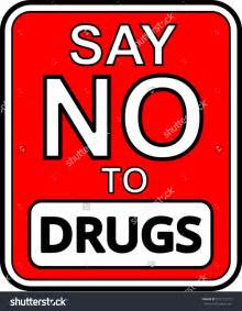Image result for say no to drugs