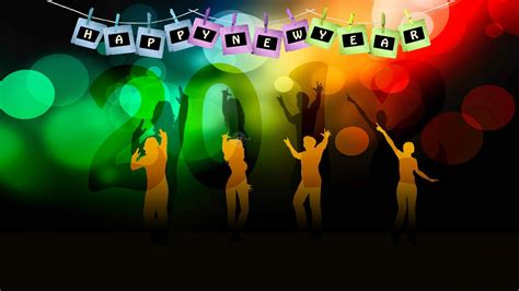new year theme new year theme disco club wide hd wallpapers