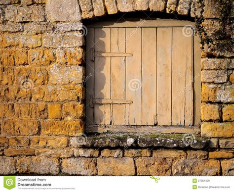 Small Door For Wall by Small Wooden Door In A Wall Royalty Free Stock