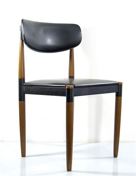 4 sixties vintage design dining room chairs sold eames braakman friso kramer rietveld