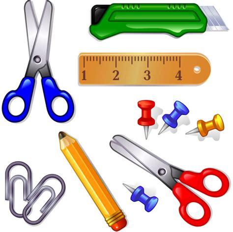 Interior Designer Website la caricatura herramientas de aprendizaje vector de