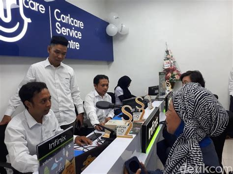Hp Samsung Plaza Marina Surabaya infinix luncurkan service center ekspres pertama di surabaya united communications