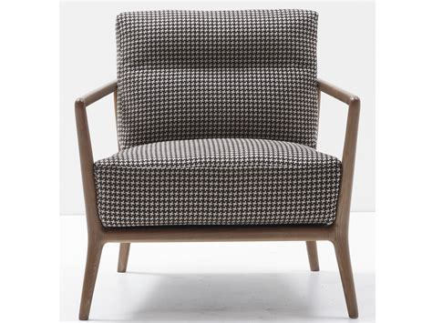Nube Armchair by Upholstered Armchair Carlton By Nube Italia Design Marco Corti