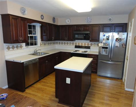 Cabinet Refinishing Maryland by Cabinet Refacing Maryland Kitchen Bathroom Cabinet