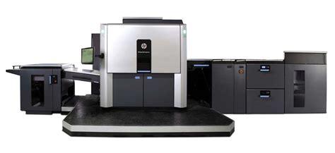 Printer Hp Indigo 10000 product of the month hp indigo 10000 printweek india