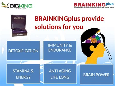 Brainking Plus Original brainking plus 100 ori originaldanmurah